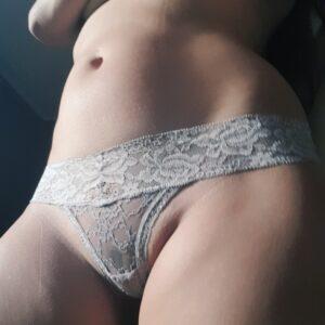 tanga blanco