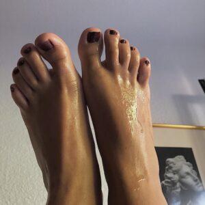 Vídeo de mis pies
