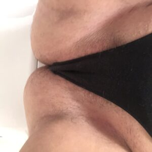 Braguitas usadas para masturbarme